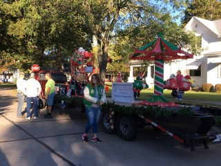 2017 Auburn Free Fall Fair Parade